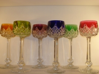 Baccarat glasses