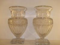 Baccarat vases
